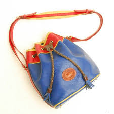 Dooney And Bourke Color Chart Dooney Bourke Red Yellow And Blue Bucket Primary Colors
