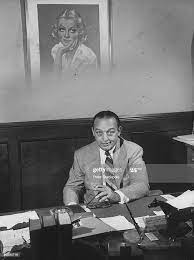 Everett Crosby, brother of actor Bing & his business manager. News Photo -  Getty Images