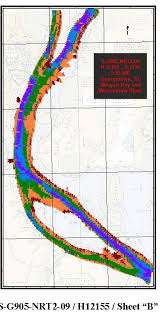 Tide Chart Georgetown Sc H12155 Nos Hydrographic Survey Georgetown South Carolina