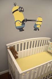 Minion Bedroom Decor 17 Best Images About Baby Minion Stuff On Pinterest Minion