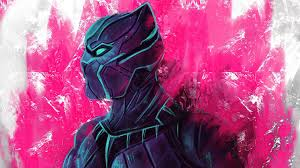1336x768 Black Panther Marvel Comic HD ...