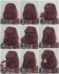 Short Hairs No Problem Here Are Beautiful Styles For U