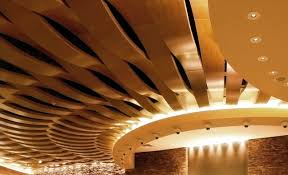 wood ceiling lighting. Wood Ceiling And Lighting Effects Magic