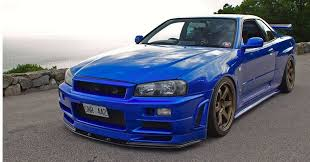 Body kit for nissan gtr r35 front bumper rear bumper wide flare carbon fiber rear diffuser side skirts bonnet hood trunk spoiler. Here S How Much A Nissan Skyline R34 Is Worth Today