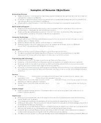 Resume Objective For Customer Service Joefitnessstore Com