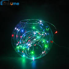 Battery Operated Christmas Lights Led String Light Waterproof Christmas Lights Outdoor Garden 3m 30led Battery Operated On 16 4ft 5m Long Both Steady On Amp Flash Led String Lighting