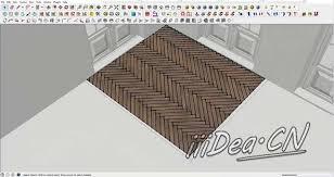 sketchup草图大师地板生成插件sdm