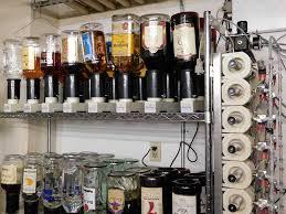 liquor room setup request