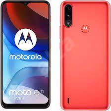 Motorola Moto E7i Power Red - Mobile ...