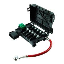 buy dorman 924 680 battery mounted fuse box in cheap price on m yiding fuse box battery terminal for vw golf mk4 bora jetta 1998 2004 1j093717d color black