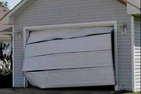 broken garage doorGarage Door Repair in Palm Coast Florida  ABS Garage Doors