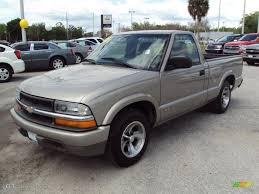 2000 Light Pewter Metallic Chevrolet S10 LS Regular Cab #28659855 ...