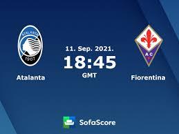 Atalanta - Fiorentina Live ticker, H2H und Aufstellungen