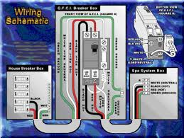 hot tub wiring diagram hot wiring diagrams online spa controls and packs gfci wiring diagram
