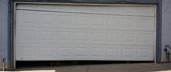 garage door off trackOffTrack Garage Door Repair South El Monte  Bent Track Repair