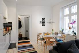 Photo Gallery of the Layout small apartment