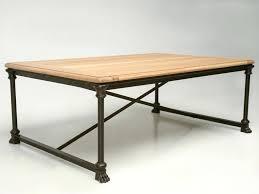 white oak coffee table custom french steel white oak coffee table white clad oak coffee table