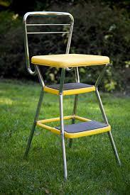 retro kitchen step stool