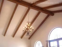full size of installing faux wood beams on vaulted ceiling cathedral fake design ideas and photos