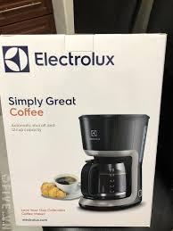 Giảm 41 %】 Máy pha cà phê Electrolux ECM3505