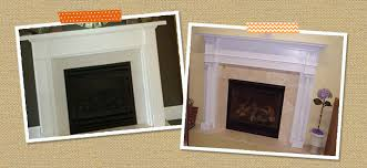 readybuilt makes quality custom wood mantels for fireplace shelving