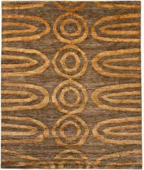 at jonathan adler jonathan adler for kravet orange vertebrae area rug