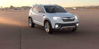 2018 subaru ascent interior. contemporary ascent 2018 subaru ascent 7 seat suv design inside subaru ascent interior