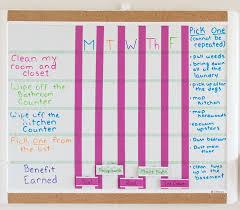 Cute Chore Chart Diy Kids Chore Chart