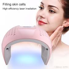 Ipl Blue Light Therapy For Acne Pdt Led Red Blue Light Face Mask Machine Therapy Anti Acne Removal Facial Skin Rejuvenation Light Therapy Beauty Device Machine Hair Removal Machine