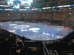 Scotiabank Maple Leafs Seating Chart Scotiabank Arena Section 105 Toronto Maple Leafs