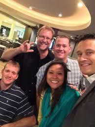 Josh Vignona Hotel with Friends
