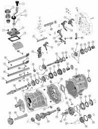 aisin ax15 transmission exploded view diagram found in 1987 1999 aisin ax15 transmission exploded view diagram found in 1987 1999 wrangler yj s tj s