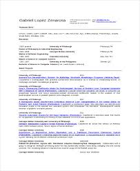How Long Should A Resume Be Impressive Software Engineer Resume Template 48 Free Word PDF Documents