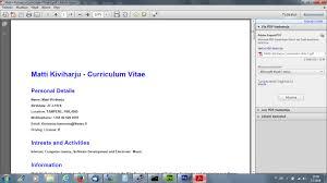 Resume Editor | Atlassian Marketplace