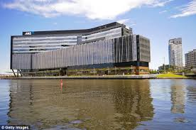 Anz office melbourne Design Mike Smith Was Paid 105000 Day To Turn Up To Work At Anzs World Headquarters Daily Mail Former Anz Bank Chief Executive Mike Smith Received 97m For Three
