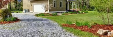 gravel driveway maintenance that won t break the bank