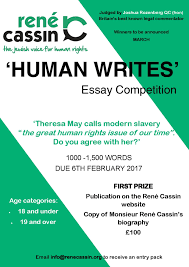 modern slavery essay competition now open ohrh