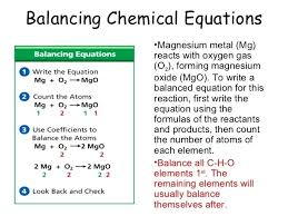 8 balancing chemical equations how to balance a equation chemistry worksheet pdf