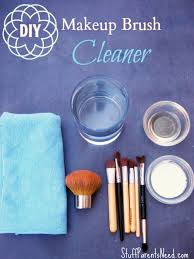 how to clean makeup brushes diy. how to clean makeup brushes diy