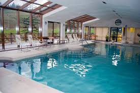 indoor outdoor pool house. An Alternative To Indoor Pools Retractable Enclosures Libart Usa Outdoor Pool House
