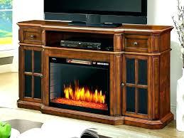 w trends 58 barn door fireplace tv stand barnwood electric