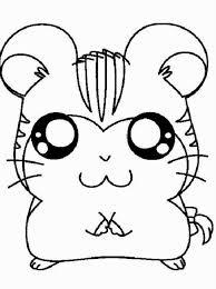 What distinguishes the hamster is usually from the color and size of the hamster. Cute Hamster Coloring Pages Malvorlagen Tiere Malvorlagen Malvorlagen Zum Ausdrucken
