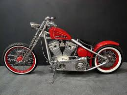 specifically targeting how to build a bobber motorcycle from frame