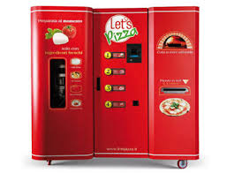 Vending Machines Business Opportunities Beauteous Let's Pizza Franchise Information