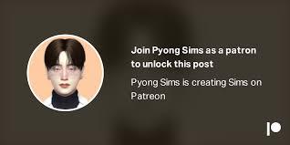 AESPA KARINA SIMS | Pyong Sims on Patreon