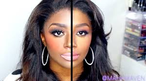 best makeup tips for african women 2018