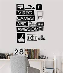 Kitchen Design Games Impressive Amazon Systom DIY Removable Vinyl Decal Mural Letter Wall
