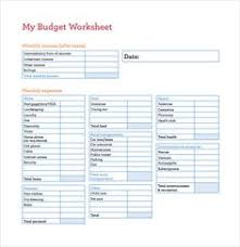 expenditure budget template. Capital Expenditure Budget Template Example Format 13 Excel Budget