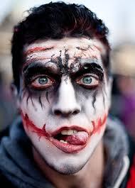 25 easy men halloween makeup ideas