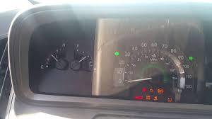 2009 Dodge Journey Warning Lights 2009 Dodge Journey Driving By Itself All Lights On Dashboard